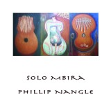 Solo Mbira front cover
