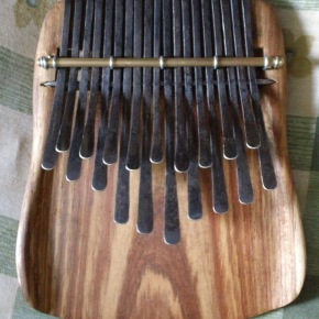 karimba heptatonic 2 octave and a 5th